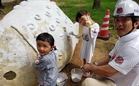動物園 ノンホイパークボランティア