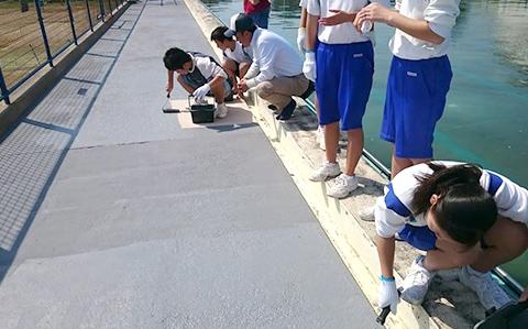磐田市立竜洋中学校ボランティア
