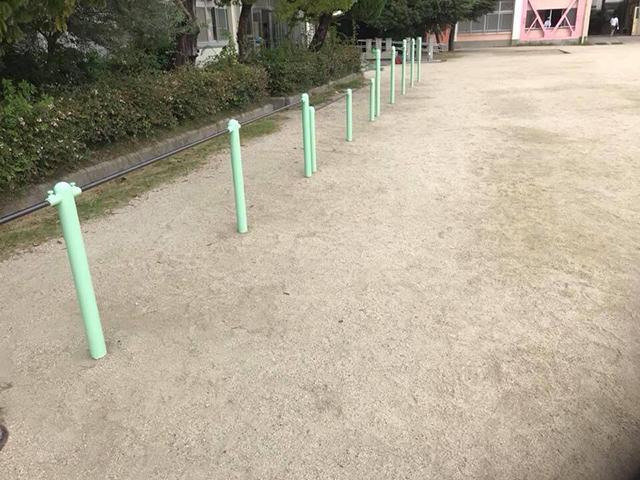大阪府守口市 金田小学校ボランティア